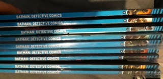 batman detective de comics 1-9