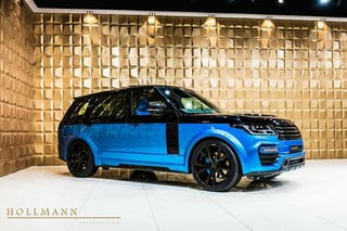 Land Rover Range Rover Autobiography LWB by Mansory 2019