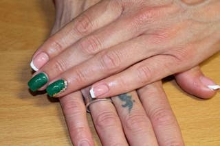 W0R | uñas mordidas? manicura reconstructiva