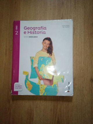 Libro 2 eso Geográfia