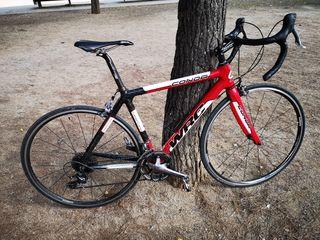 bici bicicleta WRC conor carbono carretera