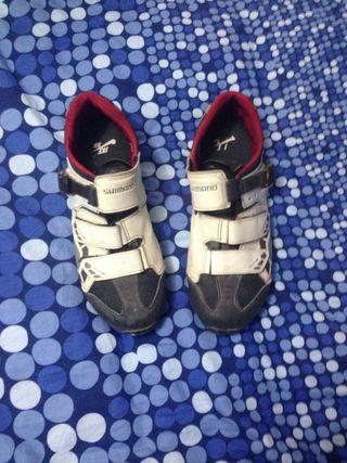 Zapatillas btt shimano talla43