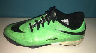 Zapatos de Futbol - Hypervenom Niños - Talla 35.5
