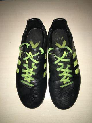 Zapatos de Futbol - Adidas - Talla 36