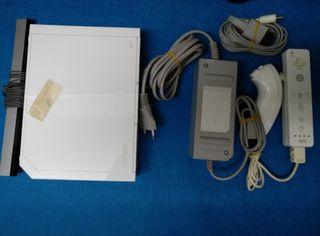 Consola Nintendo Wii (blanca)