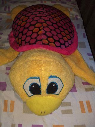 tortuga de peluche