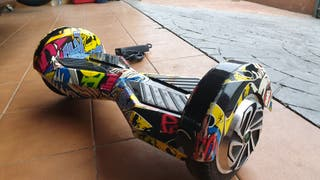 PATINETE HOVERBOARD i8