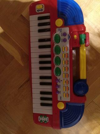 Piano para peques!