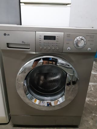 lavadora lg 8 kg