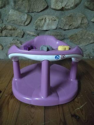 Se vende sillita de bebé para bañeras