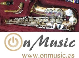 Saxofon Alto Selmer Super Action 80 Serie II