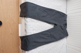 Pantalón Volcom gris talla 33