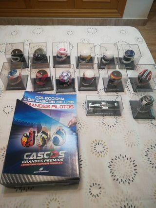 Colección cascos F1 SPARK EDITIONS