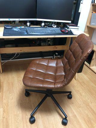 Silla oficina vintage diseño