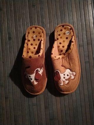 zapatillas d casa