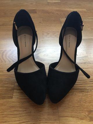 Zapatos cuña Sfera