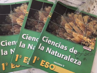 Libro de Testo 1 ESO Ciencias de la Naturaleza