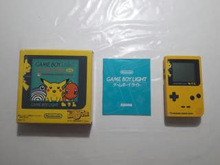 Game Boy Light Pokemon