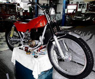 Tapa Motor Montesa Cota 247