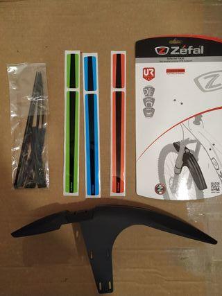 Guardabarros bicicleta delantero ZEFAL