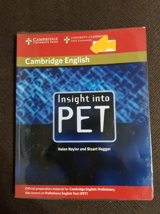 Cambridge English Insight into PET