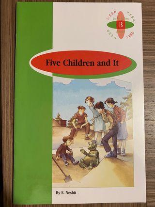 Five Children and It Burlington 9789963473106
