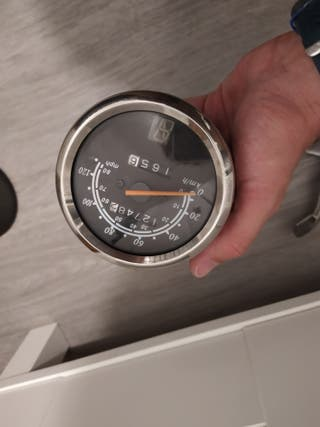 Velocímetro y medidor de gasolina Hanway Raw 125