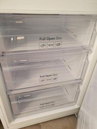 frigorífico combi Samsung