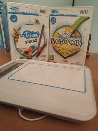 u Draw Game Tablet + Pictionary + u Draw studio