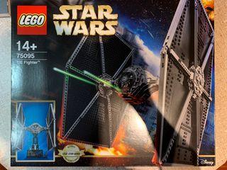 Star Wars Tie Fighter UCS 75095