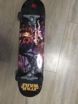 Skate star wars