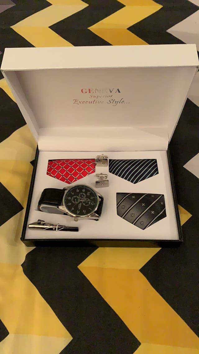 Men's Watch Gift Sets