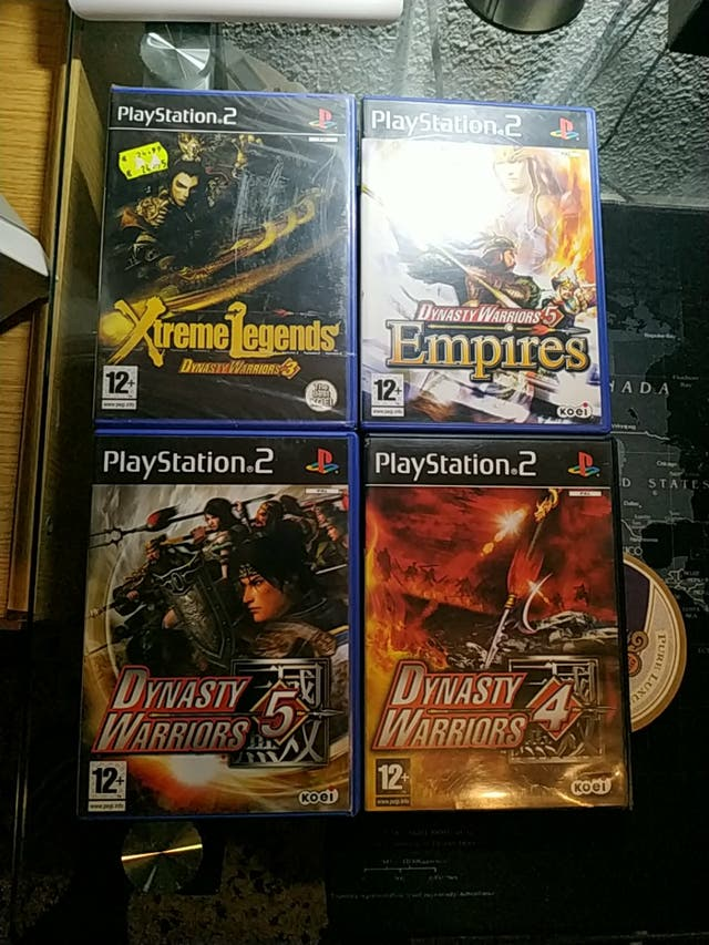 Pack Dynasty Warriors