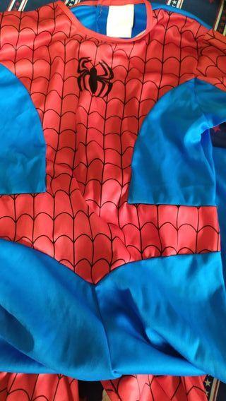 disfraz dr Spider-Man
