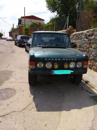 Land Rover Range Rover 1987