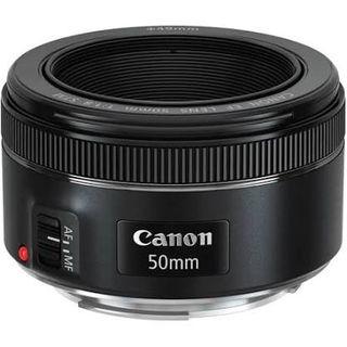 50mm 1.8 Canon ESTRENAR