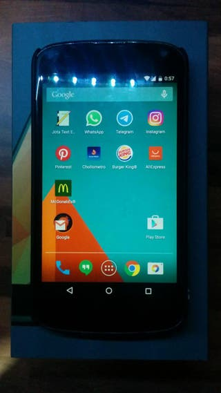LG Nexus 4 de Google