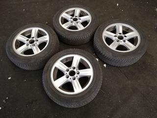 """llantas + neumáticos invierno 16"""""""