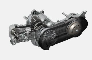 Motor NUEVO Suzuki Burgman 200