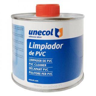 Limpiador en bote de piezas y tubería de PVC