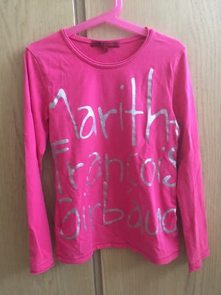 Camiseta Marithé François+Girbaud