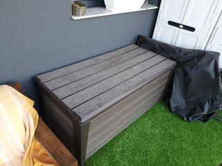 baúl terraza