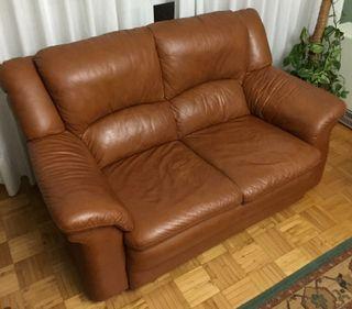 sofá piel sin rayones