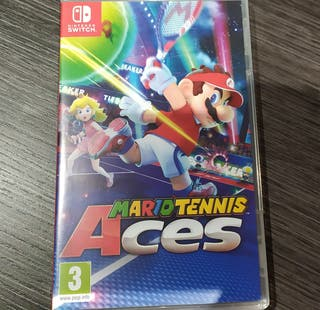 Mario tennis aces Nintendo Switch