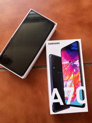 Se vende Samsung A70 128 gigas