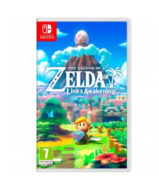 Zelda link's awakening nintendo switch