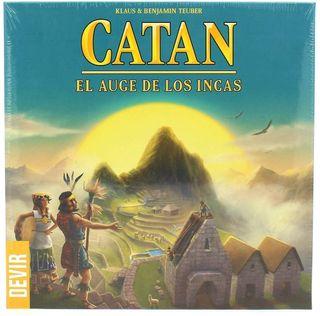 Catán - El auge de los incas - Nuevo y precintado