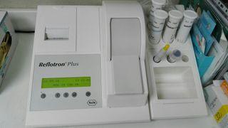 medidor de sangre analitica policlinica medico