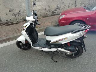 MOTO SCOOTER SYM JET