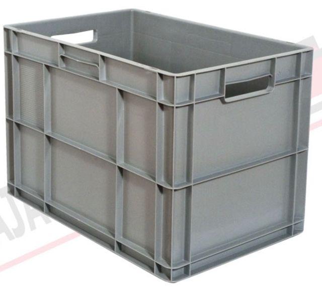 Caja plástico apilable diferentes medidas